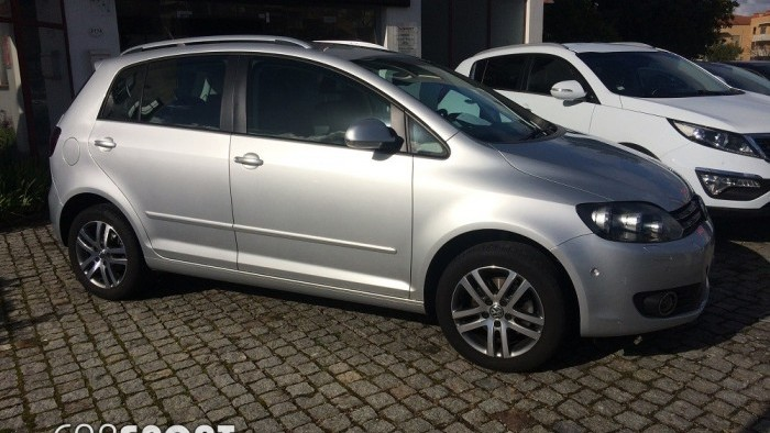 Volkswagen Golf Plus TDI DSG Highline