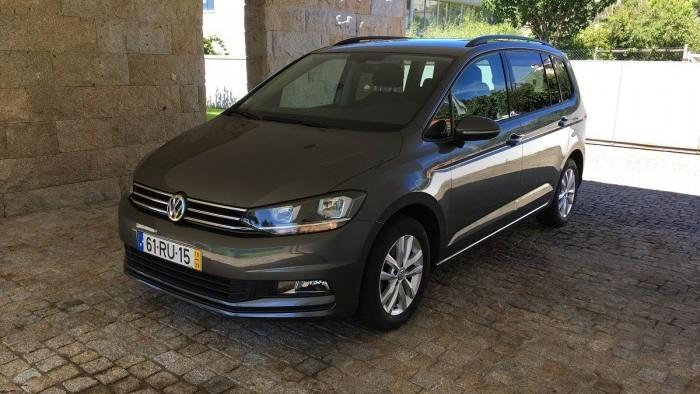 Volkswagen Touran TDI 115 CV Confortline