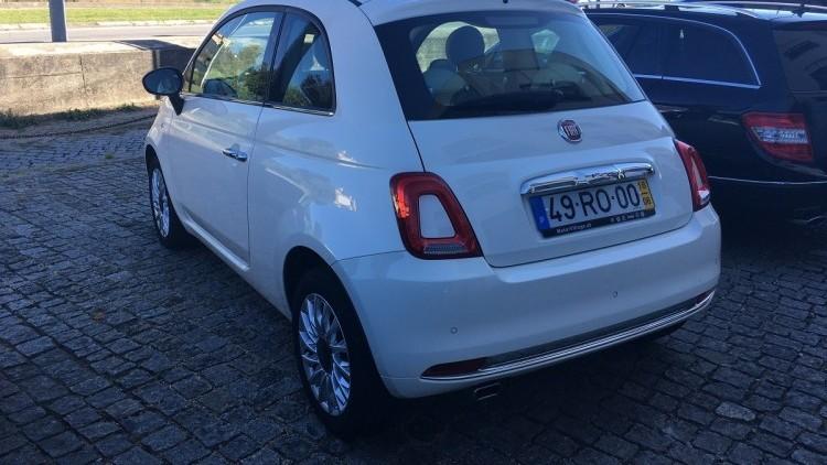 Fiat 500 Diesel Lounge