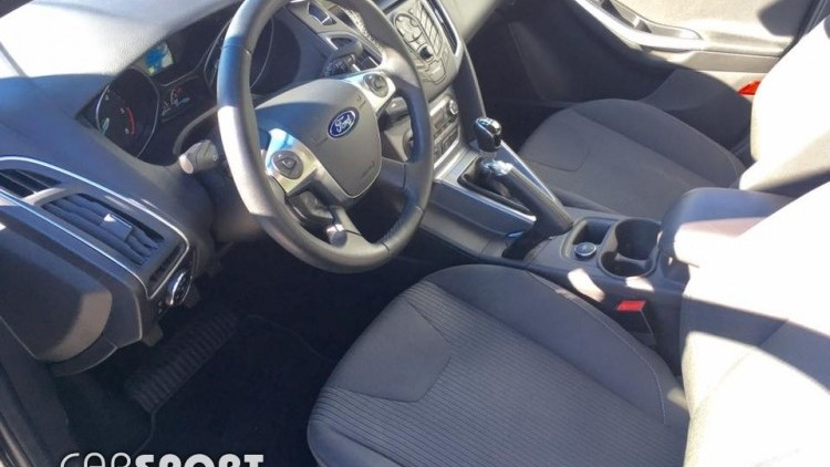 Ford Focus SW 1.6 TDCI 115 Titanium Best