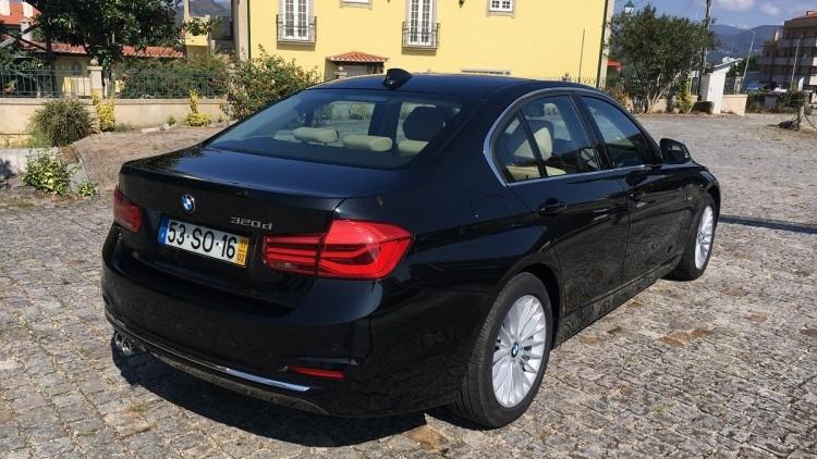 BMW Série 3 - 320 320d Line Luxury AUTO 190CV