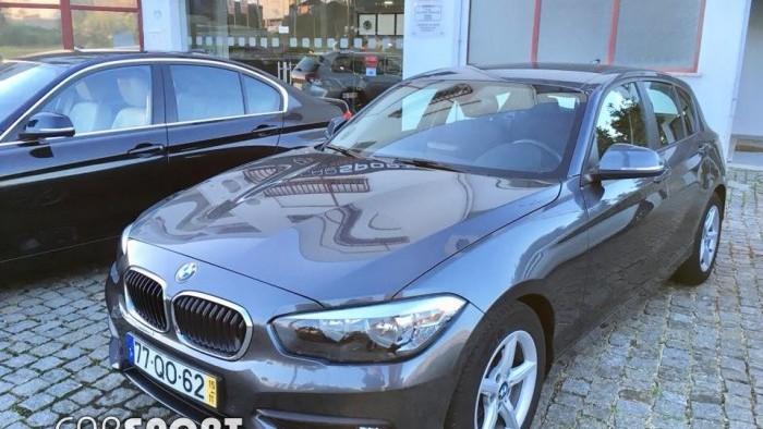 BMW Série 1 - 116 EfficientDynamics GPS