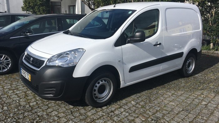 Peugeot Partner 1.6 HDI 90 3L