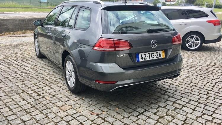 Volkswagen Golf Variant VII TDI 115 CV