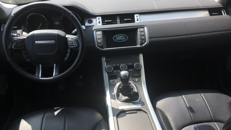 Land Rover Evoque 2.0d SE