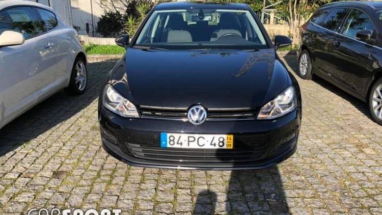 Volkswagen Golf VII TDI DSG