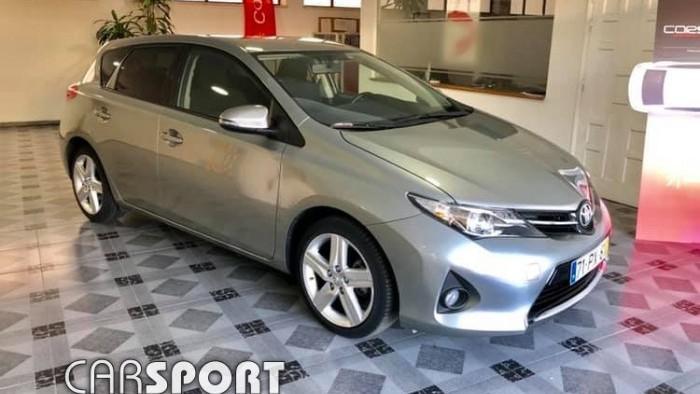 Toyota Auris D-4D