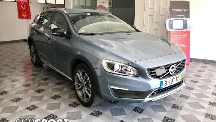 Volvo V60 D3 Cross Country