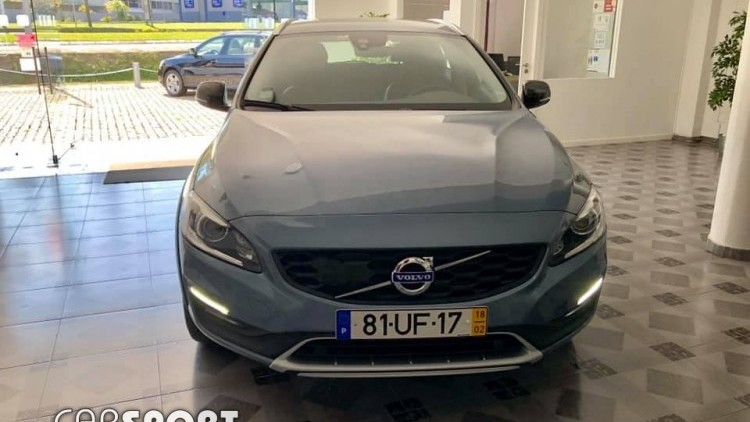 Volvo V60 D3 Cross Country