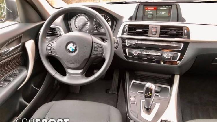 BMW Série 1 - 116 EfficientDynamics AUTO