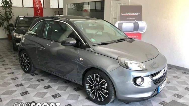 Opel Adam 1.0 Turbo 115 CV