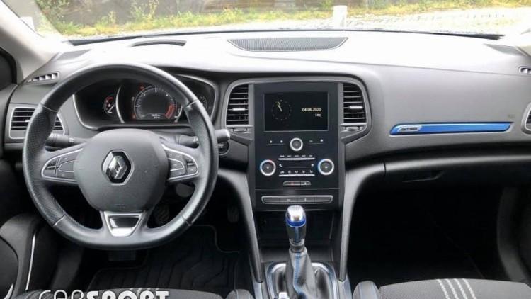 Renault Mégane Sport Tourer GTLine DCI 110 CV