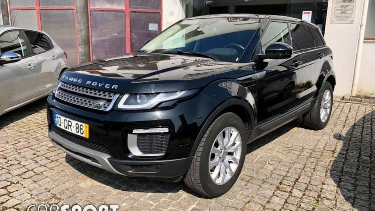 Land Rover Evoque 2.0d 150CV