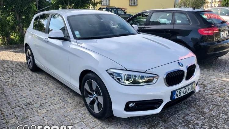 BMW Série 1 - 116 D EDYNAMICS LINE SPORT