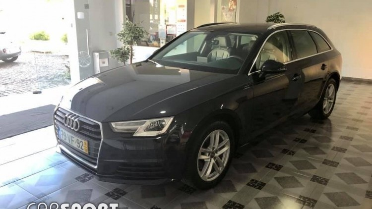 Audi A4 Avant 2.0 TDI Advance S-Tronic
