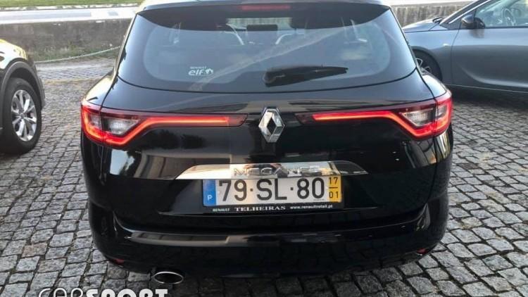 Renault Mégane Sport Tourer IV DCI Intense