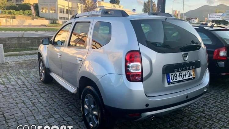 Dacia Duster DCI 110 Prestige