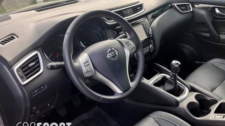 Nissan Qashqai 1.6 DCI 130Tecna Premuim 360º