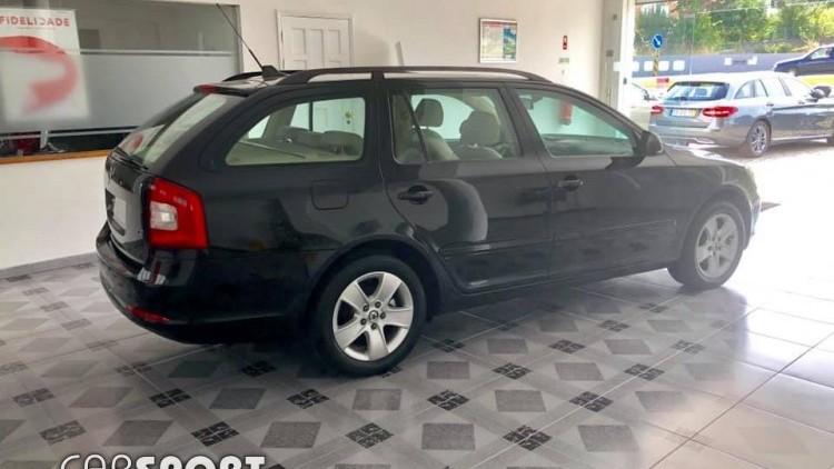 Skoda Octavia Break 1.6 TDI Exclusive