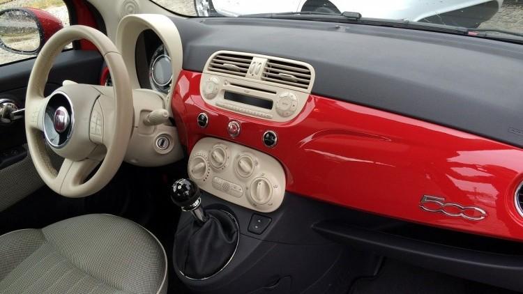 Fiat 500 1.2 Lounge TA
