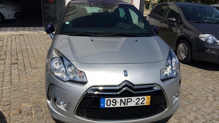 Citroën DS3 Cabrio 1.6 HDI