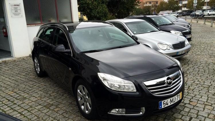 Opel Insignia Sports Tourer 2.0 CDTI Exclusive