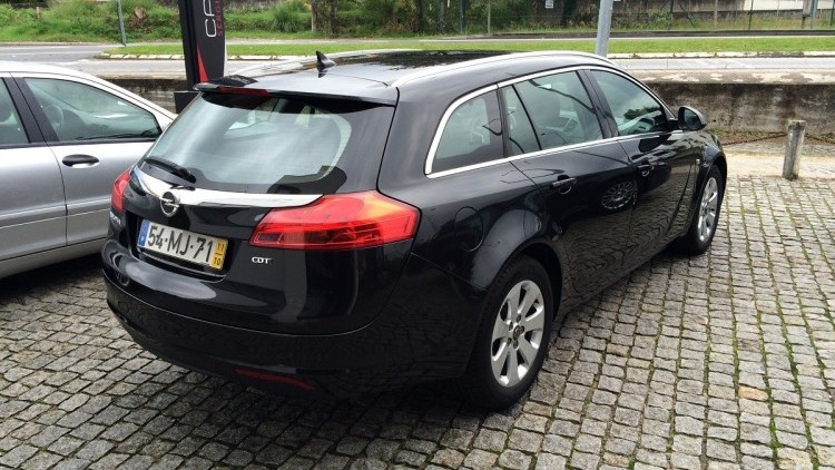 Opel Insignia Sports Tourer 2.0 CDTI Exclusive