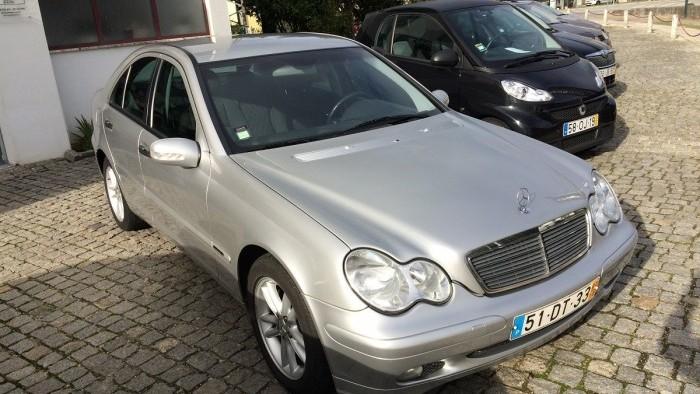 Mercedes-Benz Classe C 220 CDI Classic Auto
