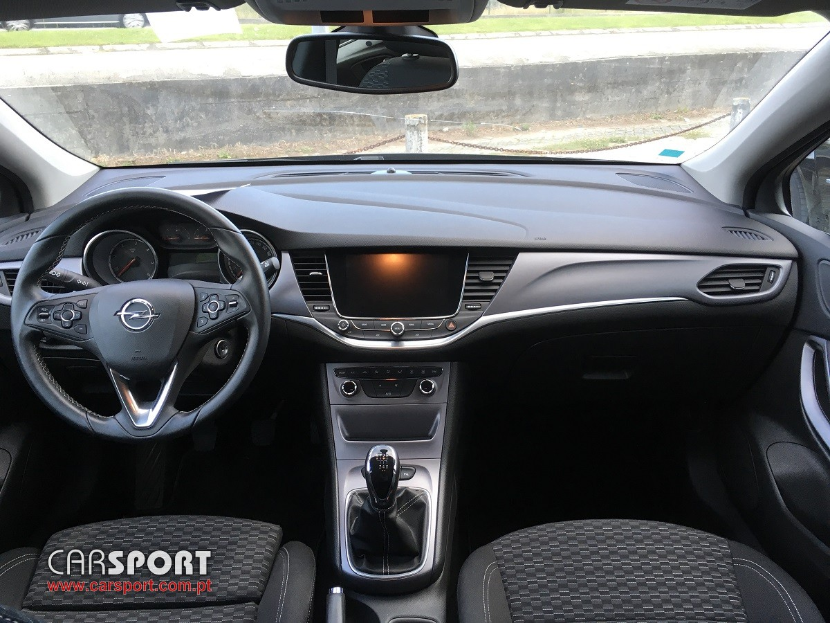 opel astra sports tourer 1 6 cdti innovation s s. Black Bedroom Furniture Sets. Home Design Ideas