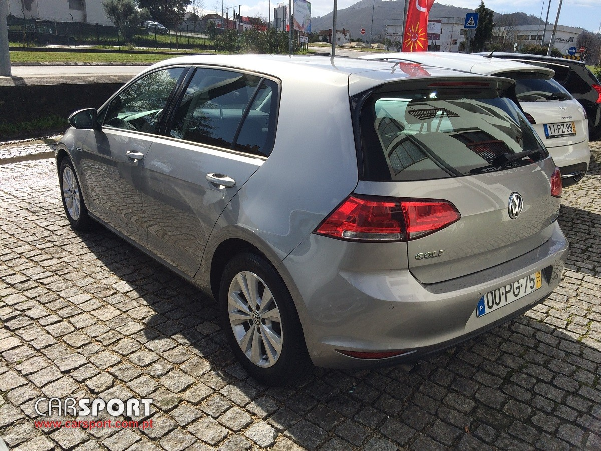 volkswagen golf vii 1 6 tdi 110 cv conforline bluemotion. Black Bedroom Furniture Sets. Home Design Ideas